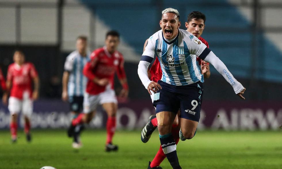 Racing goleó 3-0 a Rentistas, se clasificó líder y eliminó a los uruguayos  de toda competición internacional | DEPORTE-TOTAL | EL COMERCIO PERÚ