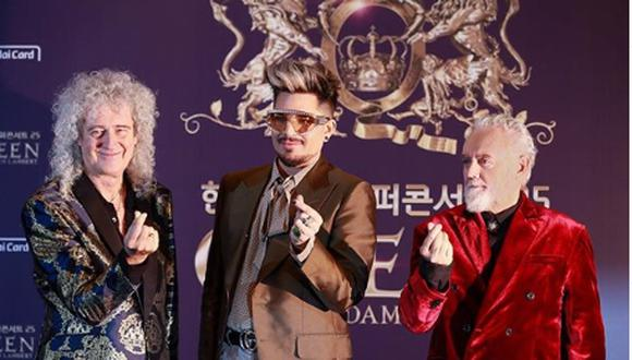Queen reprograma su gira europea para el 2021 por el coronavirus (Foto:officialqueenmusic)