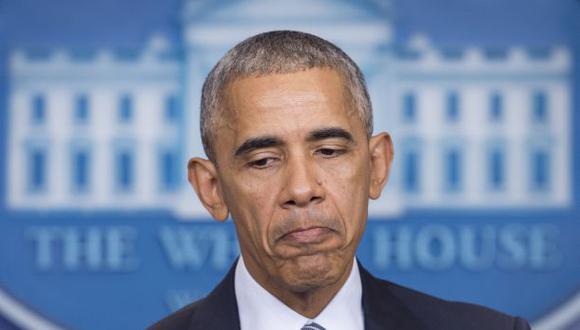 """Obama lamenta no poder cerrar la """"maldita"""" cárcel de Guantánamo"""