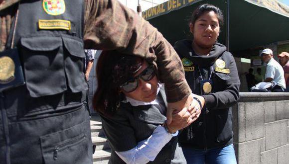 Piden prisión para asistente fiscal que cobraba indemnizaciones