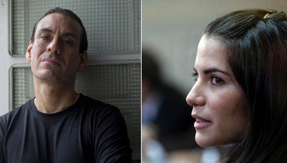 Guillermo Castrillón y Eva Bracamonte. (Fotos: El Comercio)