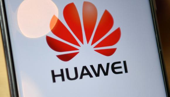 Huawei. (Foto: DANIEL LEAL-OLIVAS / AFP)