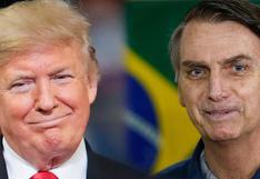 Elecciones en Brasil: Las tácticas que asemejan a Jair Bolsonaro y Donald Trump