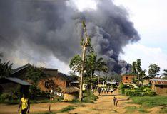 Asaltan base de la ONU en República Democrática del Congo en protesta por masacre de civiles | VIDEO