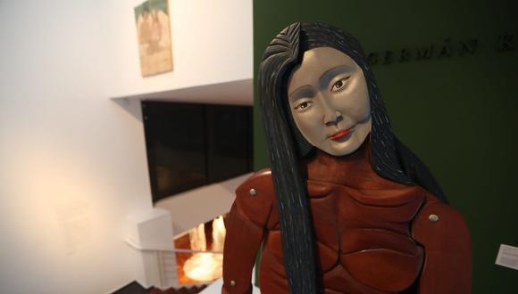 """De Rocio Rodrigo, """"La Venus asiática"""", (1993). (FOTO: Alessandro Currarino)"""
