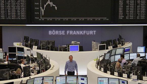 El índice DAX 30 de Frankfurt ganó 1.49% este martes. (Foto: Reuters)