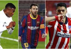 Tabla de LaLiga Santander EN VIVO: así marcha el fútbol español con Atlético de Madrid como líder