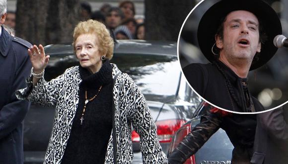 """Madre de Gustavo Cerati: """"Yo tenía una luz de esperanza"""""""