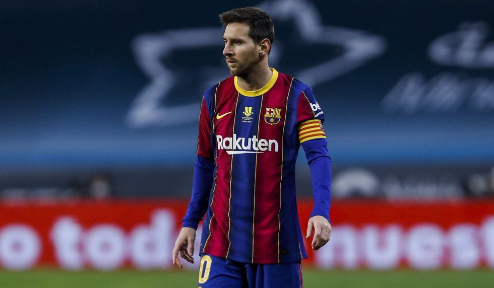 1. Lionel Messi - Barcelona - 80 millones de euros | Foto: AP