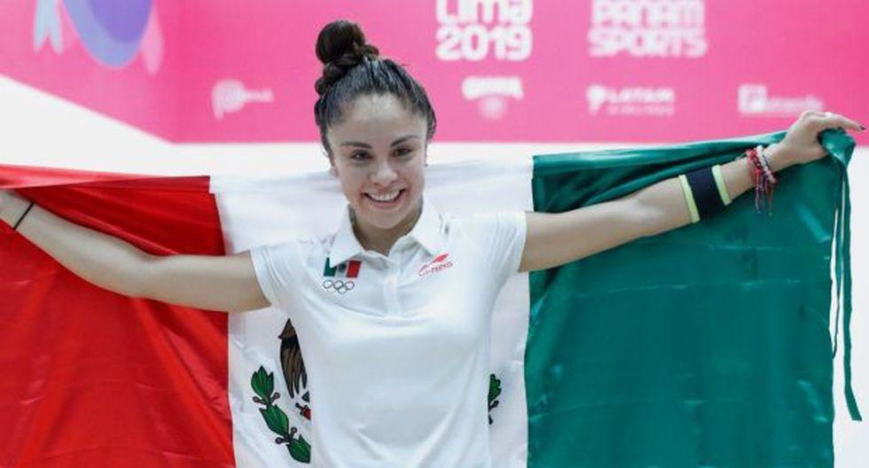 Paola Longoria. (Foto: EFE)