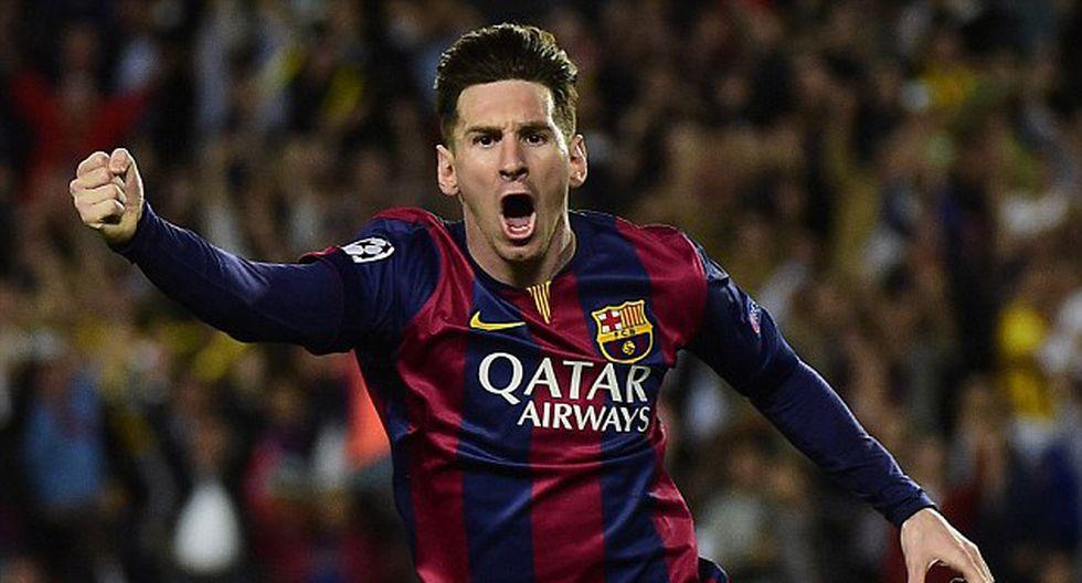 Barcelona se consagró en la UEFA Champions League tras derrotar a Juventus. (Foto: AFP / Getty).