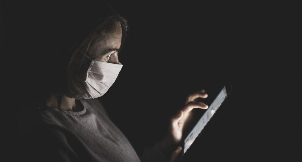El estar pendiente de las noticias sobre el coronavirus antes de dormir puede afectar la calidad de sueño. (Foto: Pixabay)