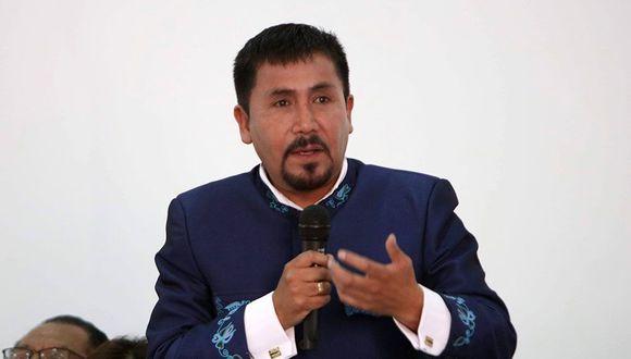 El gobernador regional de Arequipa, Elmer Cáceres Llica, volvió a dirigirse al presidente de la República, Martín Vizcarra. (Foto: Diario Sin Fronteras)