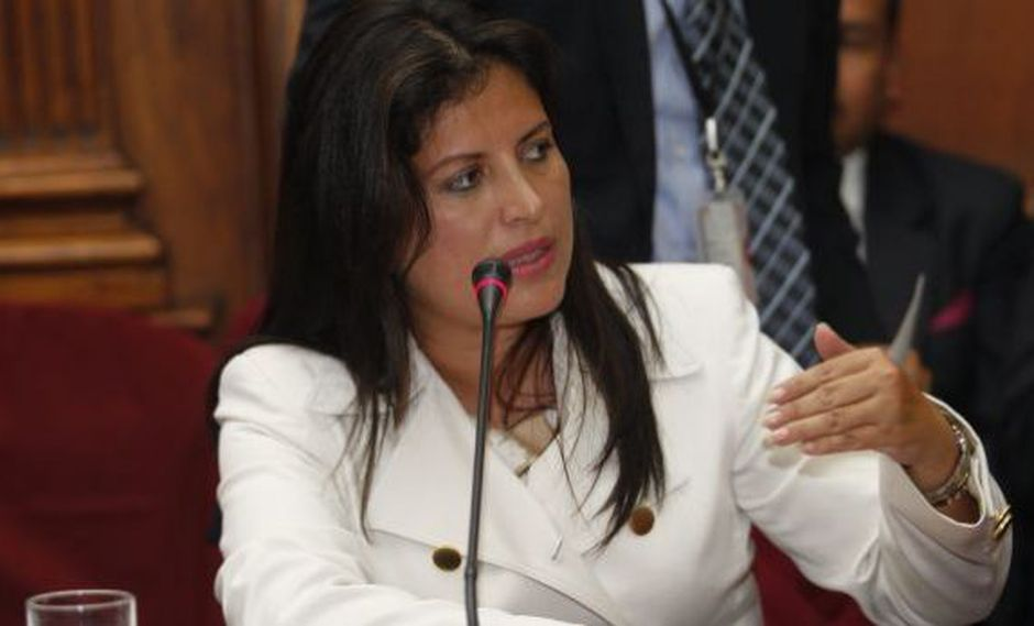 Hay ocho candidatos sentenciados por acoso sexual, según Omonte