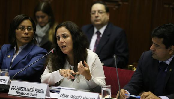 PATRICIA GARCÍA (Foto: Congreso)