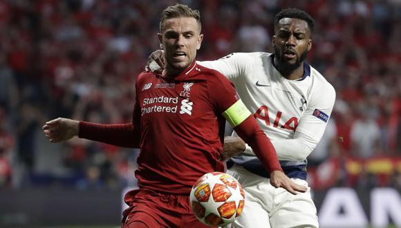 Liverpool vs. Tottenham: resumen del primer tiempo de la final de la Champions League | VIDEO. (Foto: AFP)