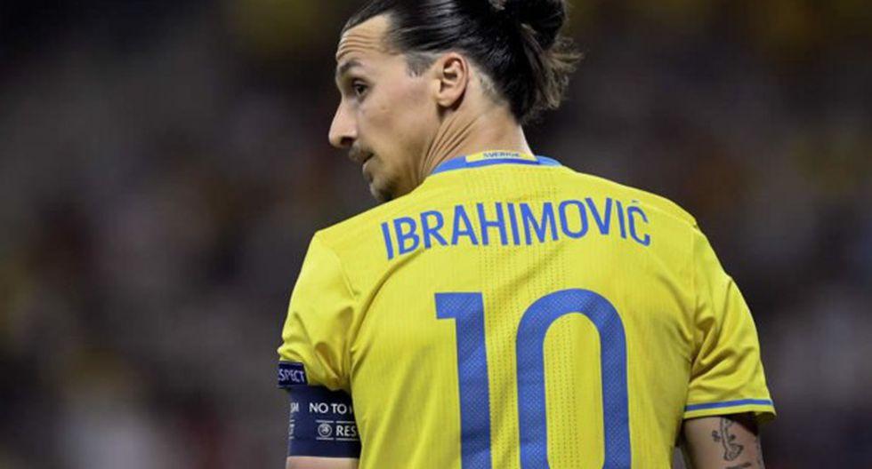 Zlatan Ibrahimovic tendría prohibido jugar el Mundial de Rusia 2018 debido a temas extradeportivos. (Foto: Agencias)
