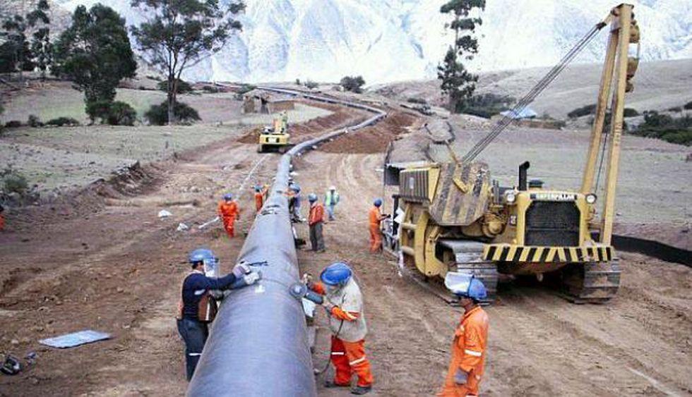 El tema más importante es, sin embargo, que el contrato del gasoducto incluye una cláusula anticorrupción