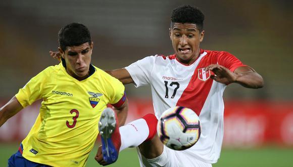 Perú vs. Uruguay jugarán en la última fecha por el cupo al Mundial. (Foto: Fernando Sangama / GEC)
