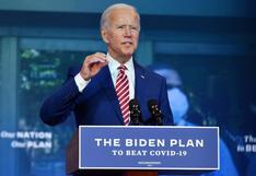 """Joe Biden promete una vacuna contra el coronavirus gratis para """"todos"""" si gana la presidencia en EE.UU."""