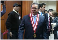 Cuellos Blancos: fiscal coordinador fija el 15 de diciembre como límite para que casos de dos años se definan