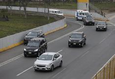 Conductores que circulen en vehículos particulares los domingos recibirán multa de S/ 6.540