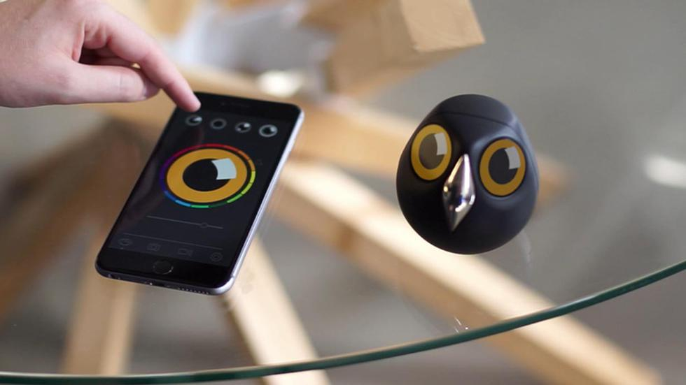 Ulo: la cámara de vigilancia con forma de búho - 1