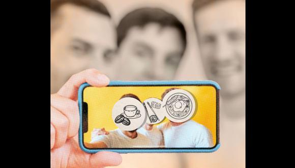 """""""Reemplacemos el selfie por la foto panorámica o, si tenemos la suerte de que nos sonría la cámara, incorporemos a todos a los que podamos en la foto"""". La columna de Luciana Olivares. (ilustración: Kelly Villarreal)"""
