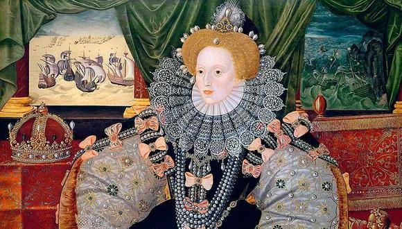 Isabel I gobernó durante una de las épocas doradas de Inglaterra, conocido como el periodo isabelino. Su reinado duró 44 años. (Foto: Agencias)