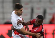 River Plate empató 1-1 ante Atlético Paranaense en la ida de octavos de final de Copa Libertadores