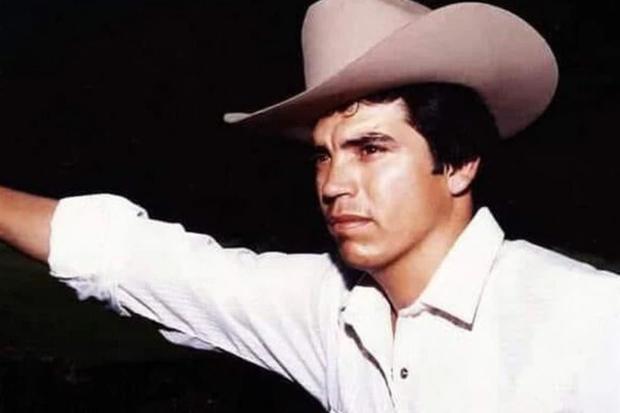 Chalino Sánchez murió a los 31 años en Sinaloa (Foto: Twitter)