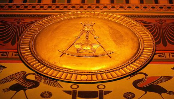El Ojo de la Providencia es un símbolo masónico que se encuentra en sus templos en todo el mundo.