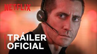 Mira el tráiler oficial de 'Culpable' protagonizado por Jake Gyllenhaal