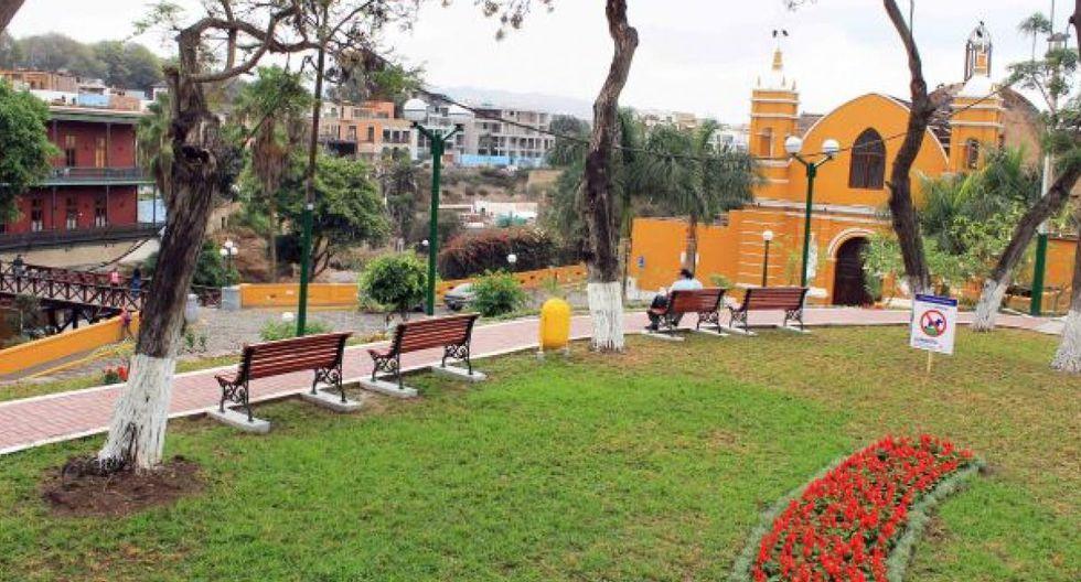El precio promedio de un departamento de 100 m2 en Barranco es de S/3.572 al mes. (Municipalidad de Barranco)
