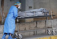 México registra 877 muertes y 8.642 casos por coronavirus en un día