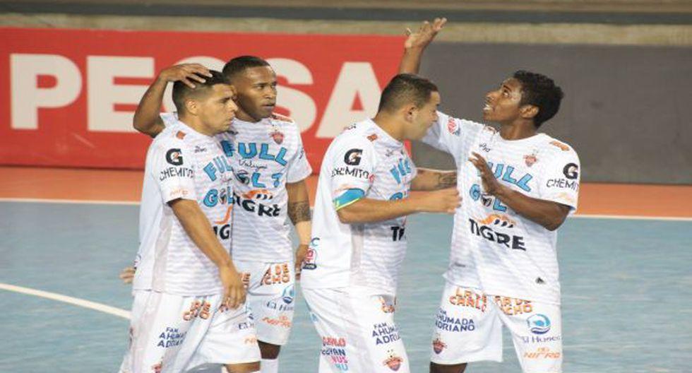Copa Libertadores de Futsal: conoce cómo quedaron los grupos