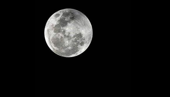 La Luna desde tu ventana. FOTO: Rolly Reyna / GEC.