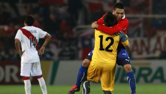 """""""Perú es David y Chile, Goliat"""", por Pedro Canelo"""