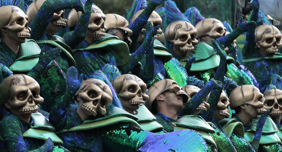 Fort Lauderdale es uno de los principales destinos en EE.UU. para los amantes de la celebrar el Día de los Muertos, a pesar de no ser una ciudad fronteriza con México ni tener una gran comunidad mexicana. (Foto: EFE)