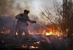 Argentina: llovió en Córdoba tras cinco meses y se extinguieron focos de incendios en la sierra   VIDEOS