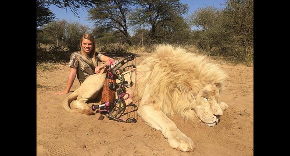 ¿Recuerdas a esta cazadora? Facebook retiró sus fotos - 1