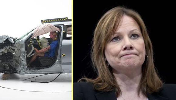 GM admitió haber sido fatalmente negligente al ensamblar autos