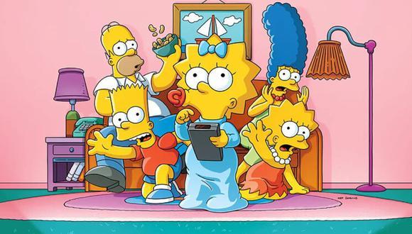 """""""Los Simpson"""": Desde este viernes podrás disfrutar de una maratón de 100 episodios seguidos. (Foto: FOX)"""