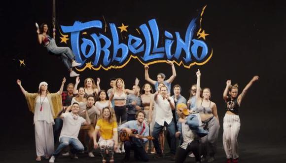 """Algunos de los actores de """"Torbellino 2"""". (Foto: Difusión)"""
