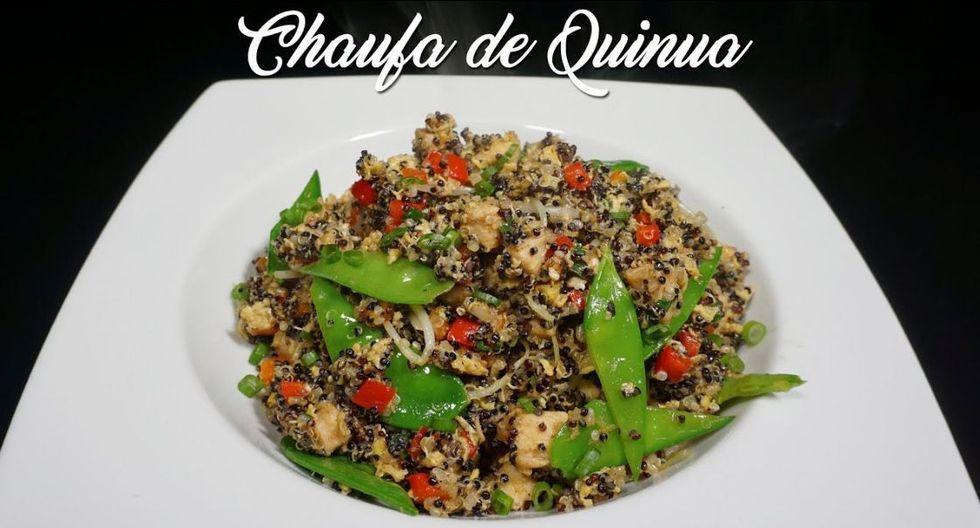 Chaufa de quinua. (Foto: A comer)