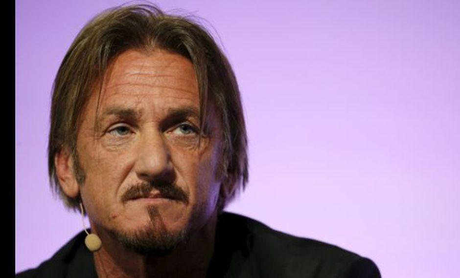 Sean Penn, el rebelde de Hollywood que entrevistó a El Chapo