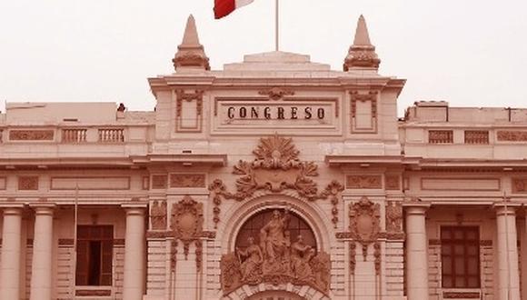 Pleno del Congreso tiene en sus manos el futuro de la comisión especial del TC: desactivarla o recomponerla (Foto: GEC)