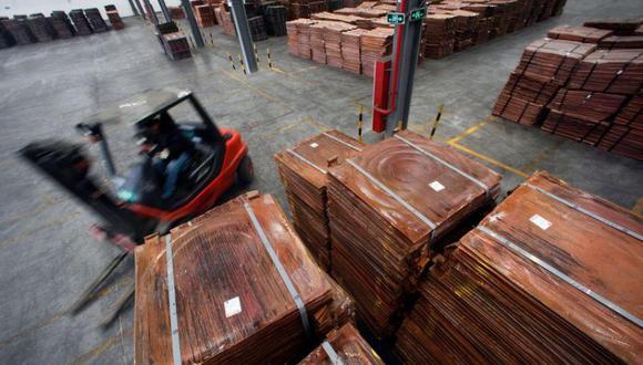 El cobre subía un 0,4% en la Bolsa de Metales de Londres. (Foto: Reuters)