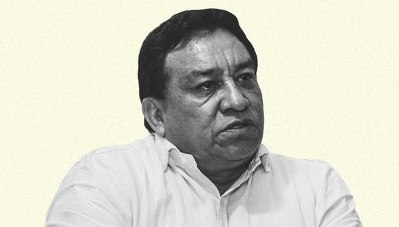 José León Luna Gálvez nació en Huancavelica en 1955. Al mismo tiempo que incursionó como empresario en el sector educativo, se dedicó a la política. En el 2018 fundó el partido Podemos Perú. (Composición: El Comercio)