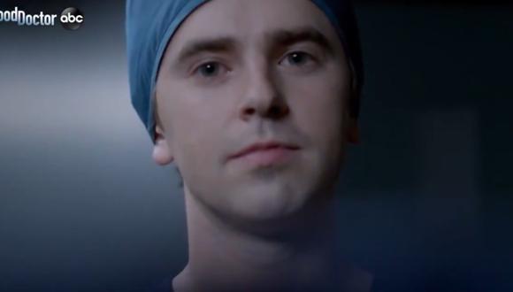 """Shaun intenta ser el mejor novio y cirujano en la cuarta temporada de """"The Good Doctor"""" (Foto: ABC)"""